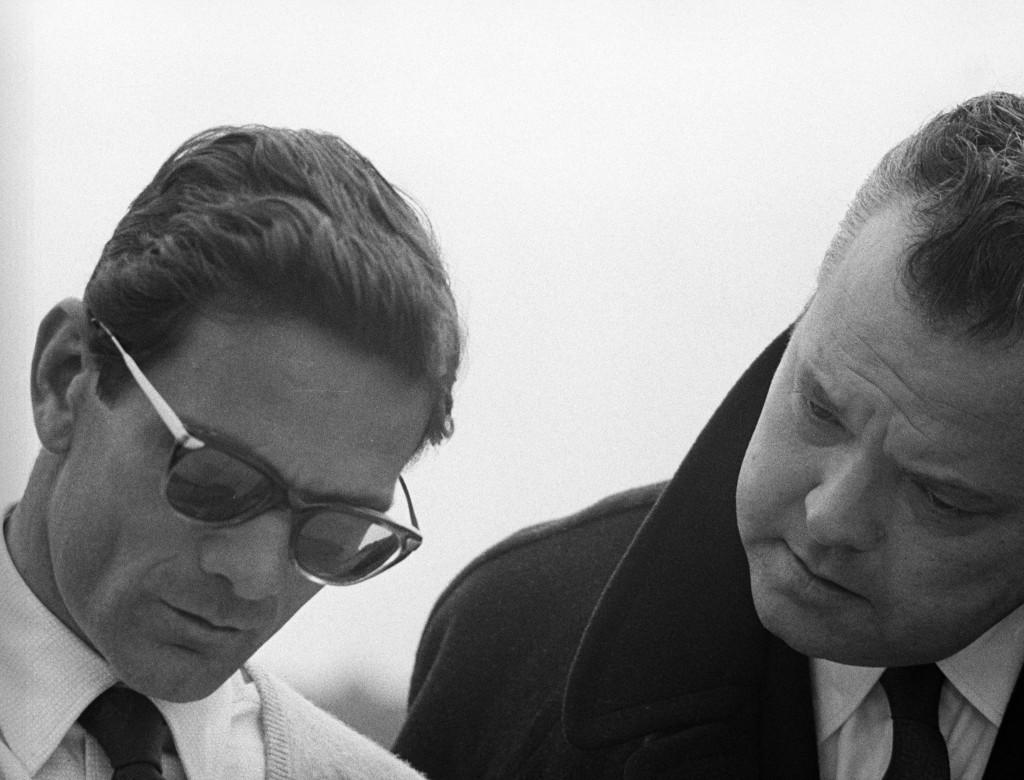 Pasolini i Orson Welles