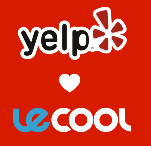 yelp loves le cool