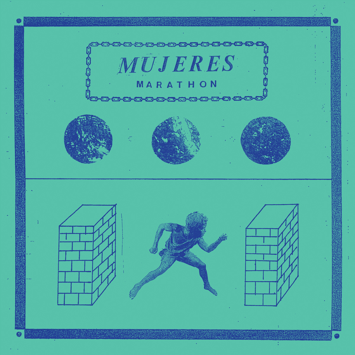 MUJERES - Marathon (Cover)