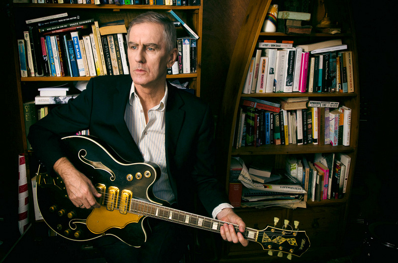 Robert Forster - Press Photo June 2015 - Photo By Stephen Booth