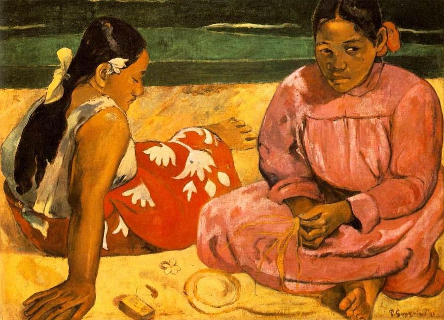 gauguin_femmes-tahiti