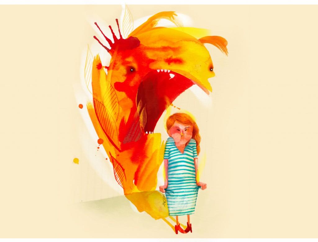 Ilustración de Javiera Mac-Lean