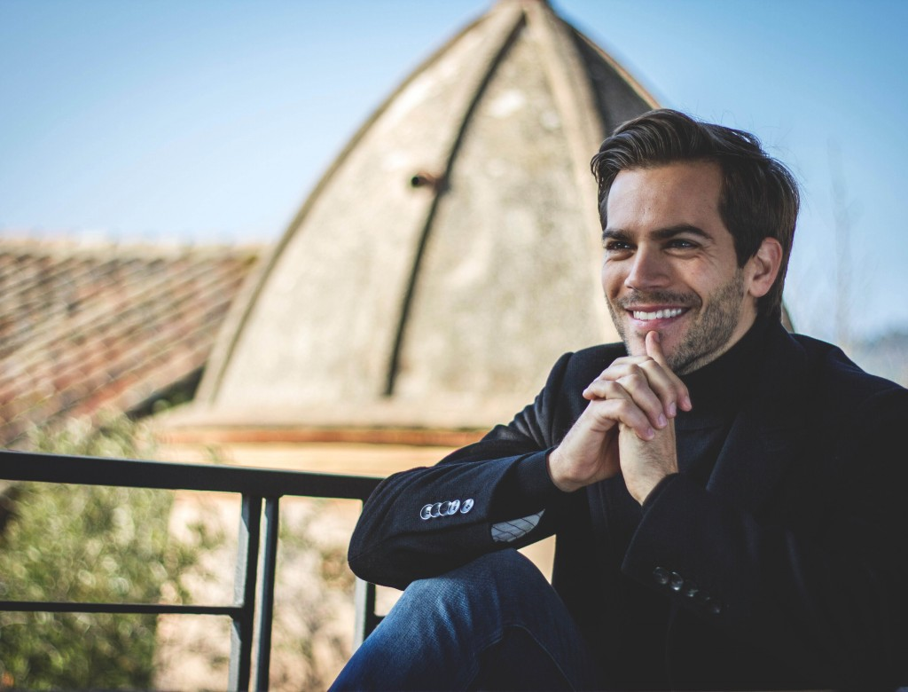 Marc Clotet por Erika Arias