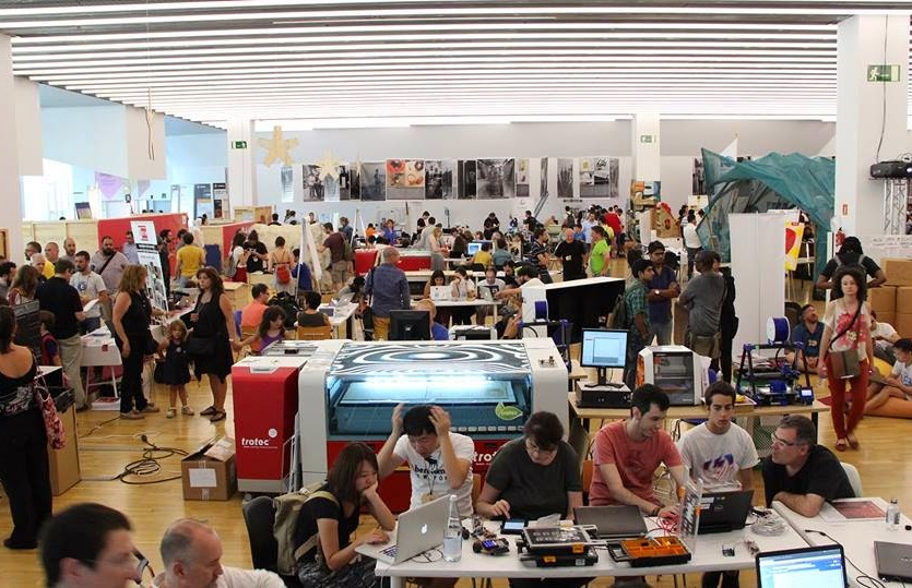 mini maker faire BCN