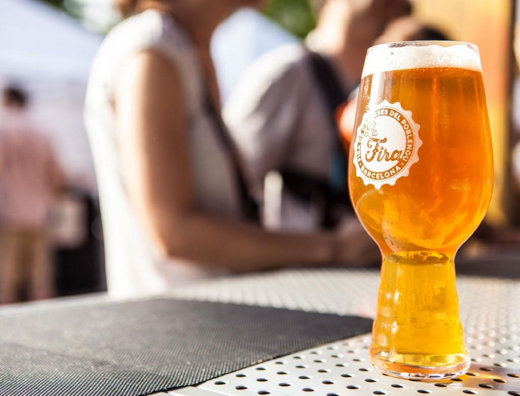 Fira de Cerveses del Poblenou 2016 - Vaso
