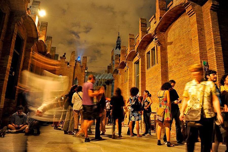 Noches de verano en CaixaForum Barcelona