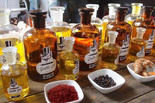 Barkin'Kitchen Berlin Abroad - Gentle Gin