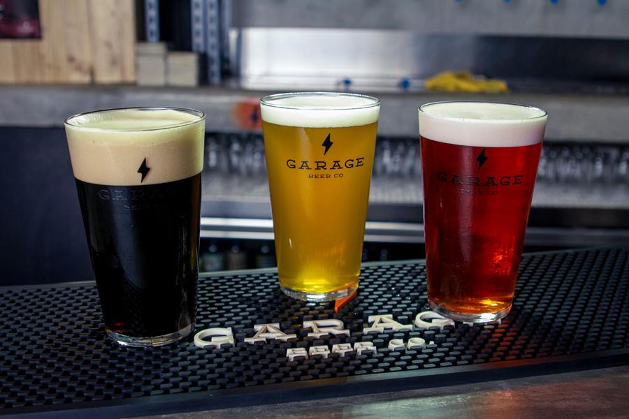 Just Another Lunch - Cervezas artesanas Garage Beer Co