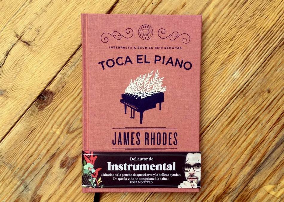 Toca el piano, James Rhodes