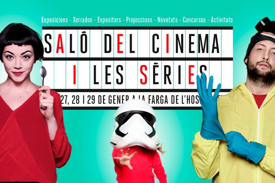 Saló del Cinema i les Sèries (Cartel principal)