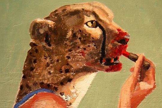 Animales y Compañía, by Roger Hall (Pequeno)