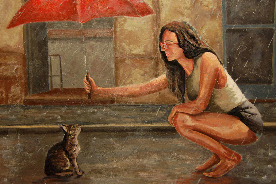 Animales y Compañía, by Roger Hall (Portada)