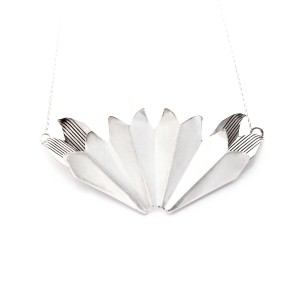 004_ Laur_XL silver necklace
