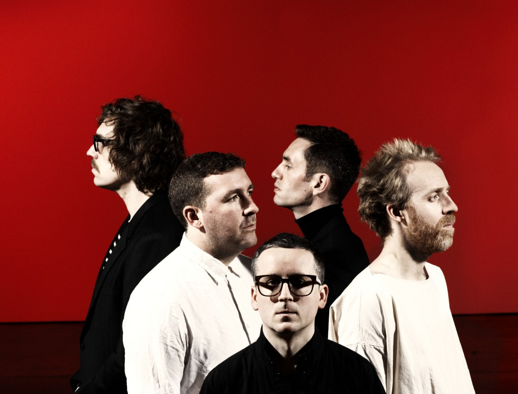 Hot Chip 2015. Credit Steve Gullick 300dpi