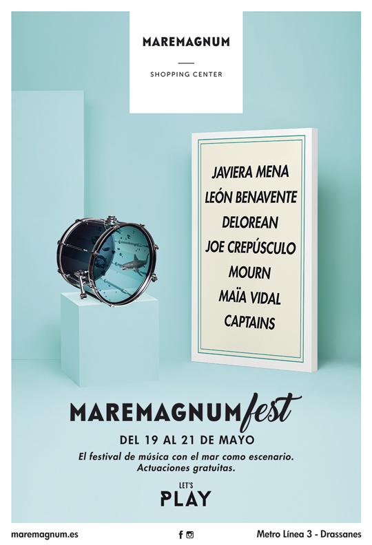 Maremagnum Fest - Cartel