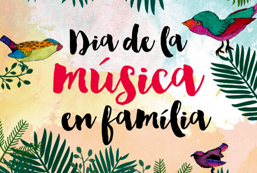 DÍA DE LA MÚSICA EN FAMILIA BY MINIMÚSICA