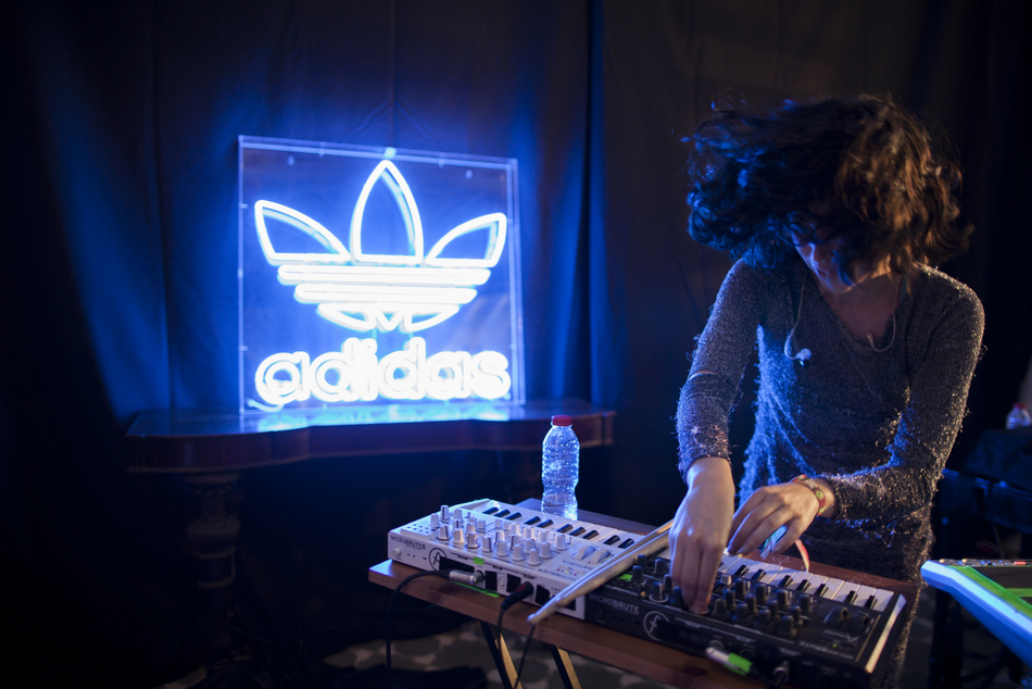 adidas originals primavera sound 2017