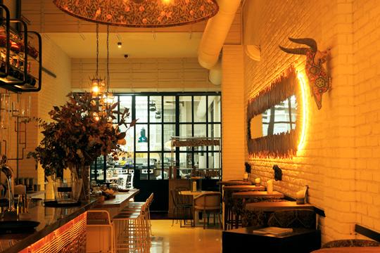 Artte Restaurante Barcelona - Barra