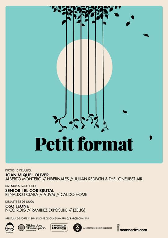 Petit Format - Cartel
