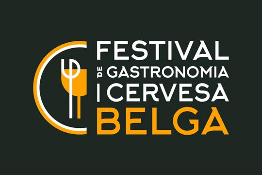 I Festival de Gastronomía y Cerveza Belga (Cartel)