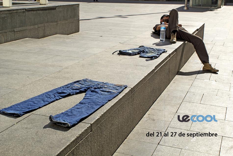 foto con texto jeans
