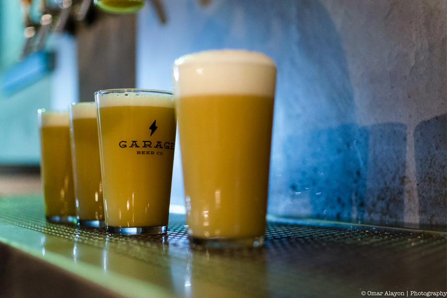 Garage Beer Co - Presentación Montessori IPA (Portada)