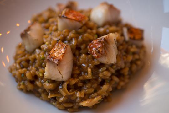 Restaurante Rilke - Arroz de pescado de roca