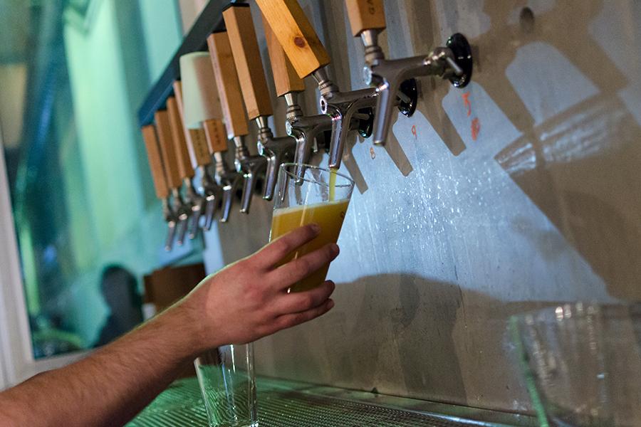 Garage Beer Co - 1 Año en Sant Andreu (Tiradores)