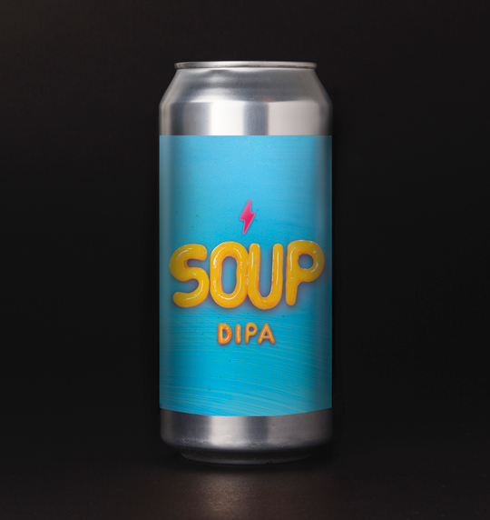 Garage Beer Co - Presentación Double Soup (Lata)