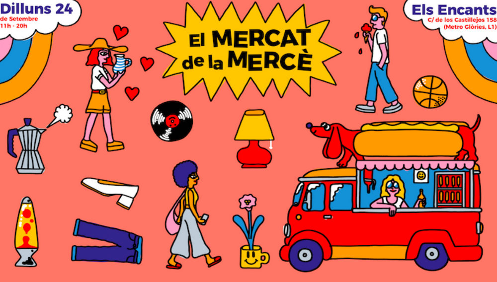 Merce Flea Market