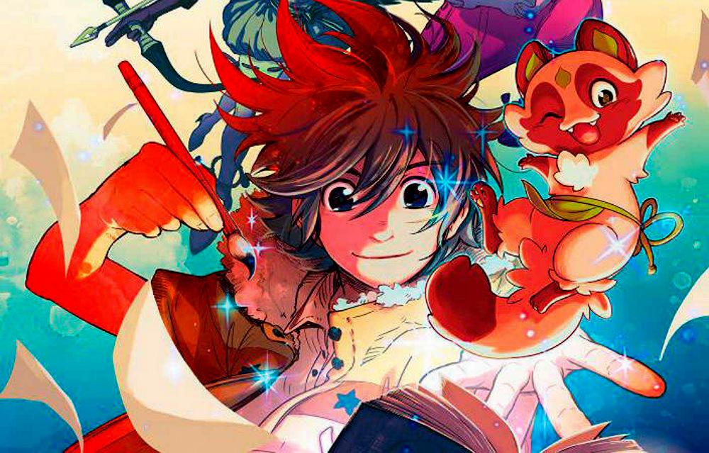1-Manga
