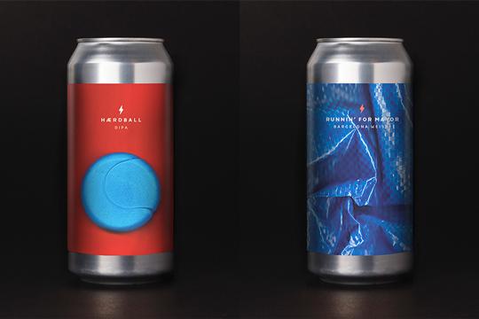 Garage Beer Co - Double Release (Latas)