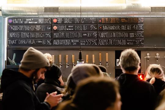 Garage Beer Co: Feb. Release (Listado cervezas)