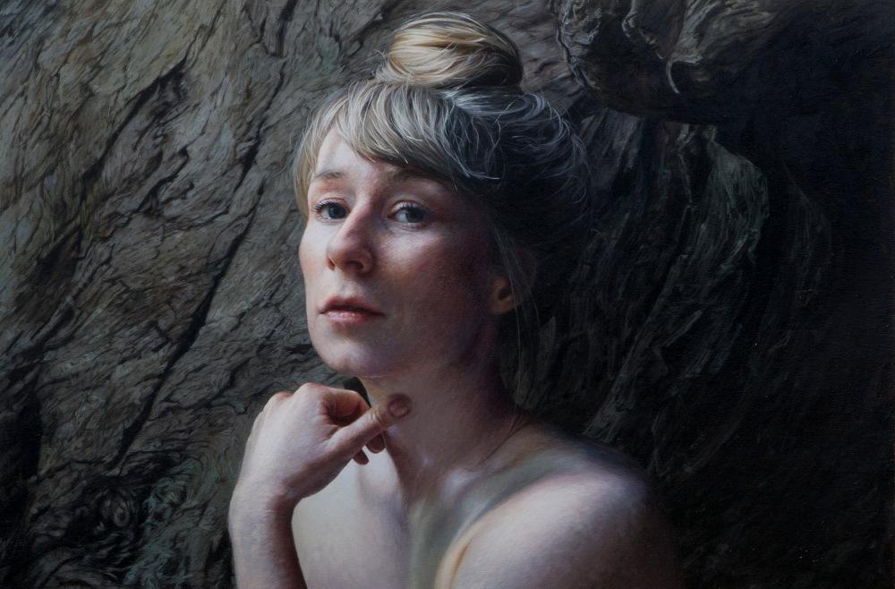 1-Self Portrait. Aleah Chapin (EEUU, 1986)