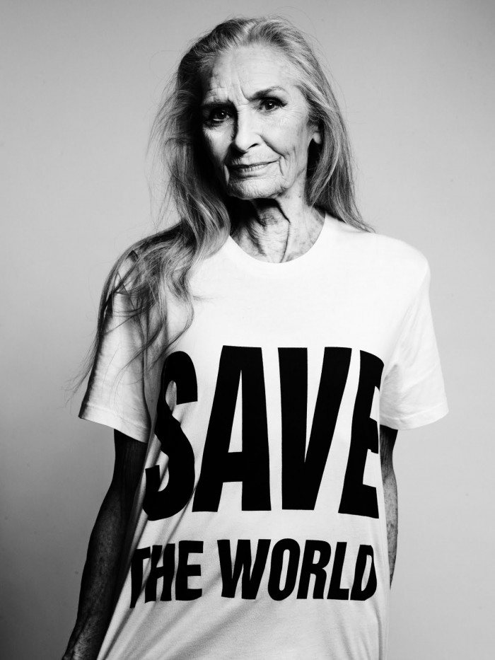 Katharine Hamnett _Save the World