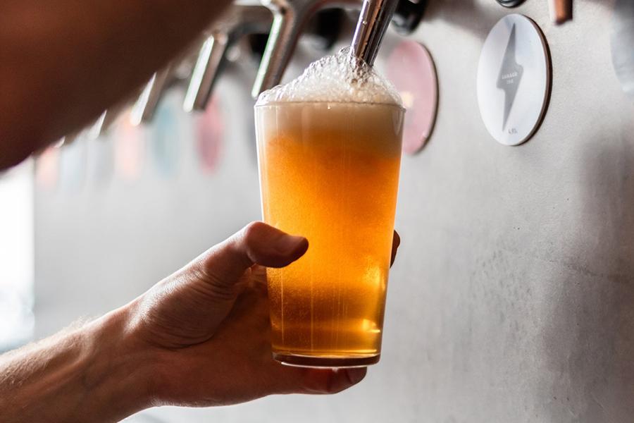 Garage Beer Co: Sant Andreu Release - Portada