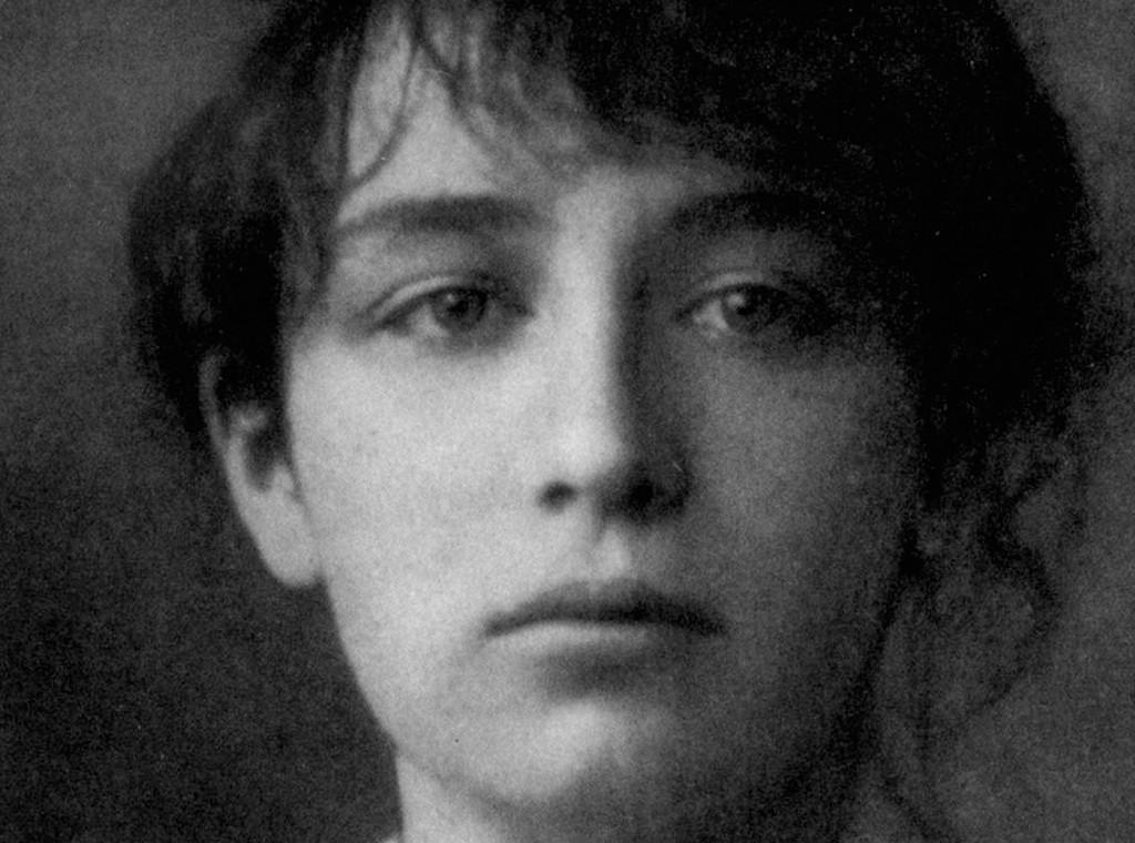 Camille Claudel - Retrato