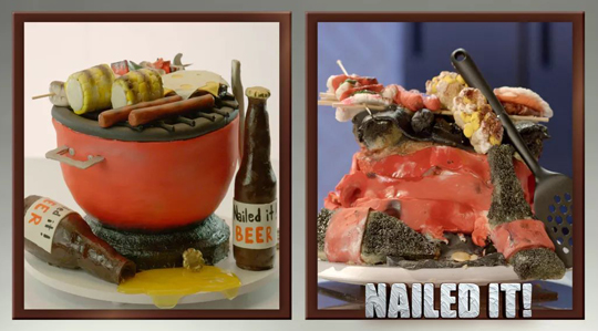 Nailed It! - Ejemplo