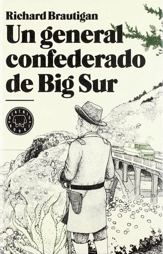 Un general confederado de Big Sur - Portada