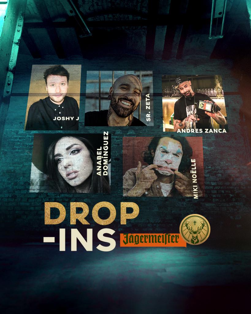 DROP INS - CREATIVIDAD 1