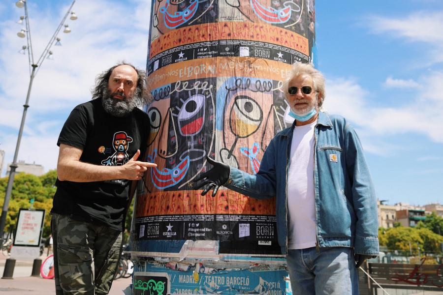Mikel Urmeneta y Javier Mariscal (1)