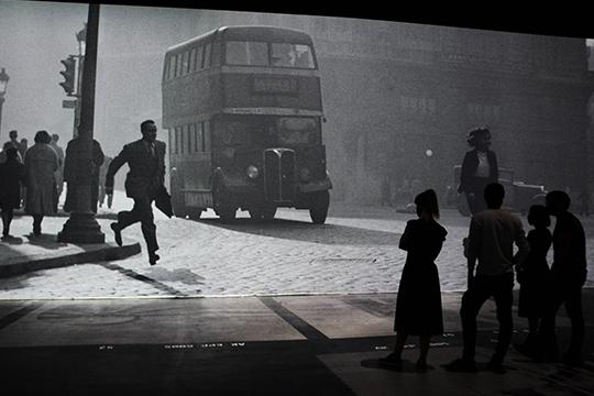 Barcelona Memoria Fotográfica - Autobús